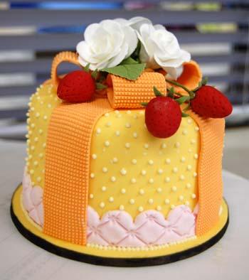 星野リボンのケーキ.JPG
